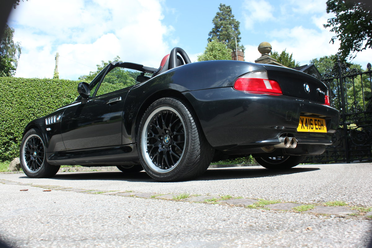 2000 BMW Z3 3.0i Sport For Sale (picture 6 of 6)