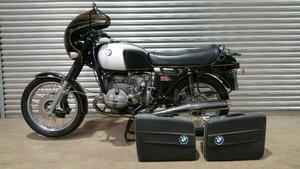 1974 BMW R90S SERIES 1 ORIGINAL UK BIKE OLDER RESTORATION For Sale