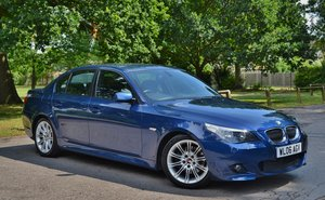 2006 BMW 530i M Sport 1 mature owner from new high spec FSH  SOLD