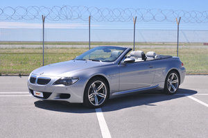 2006 BMW M6 Cabrio E64 For Sale