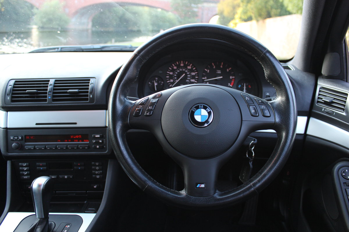2002 *SOLD SIMILAR REQUIRED* BMW E39 530i Sport Individual SOLD (picture 5 of 6)