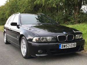 2004 BMW 530i Sport Touring Automatic E39 - Great Example For Sale