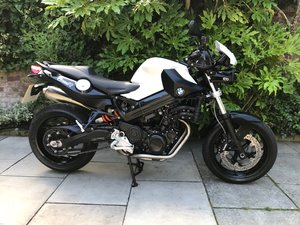 2011 BMW F800R, Full BMW History, Immaculate  For Sale