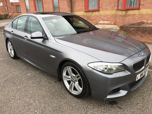 2011 BMW 5 Series 3.0 535d M SPORT For Sale
