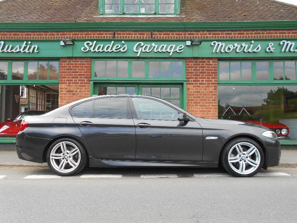 2013 BMW 520D Sport Saloon  SOLD (picture 1 of 4)