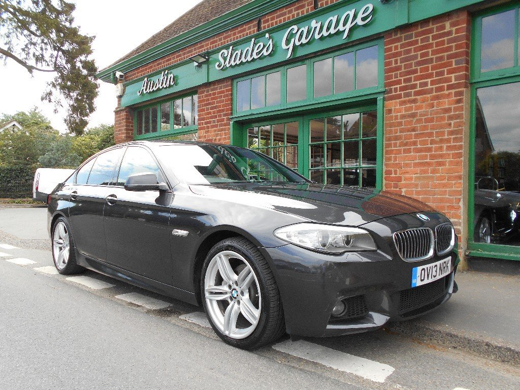 2013 BMW 520D Sport Saloon  SOLD (picture 2 of 4)