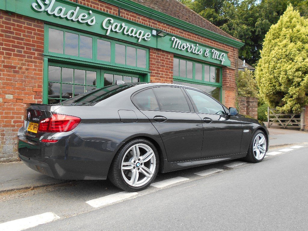 2013 BMW 520D Sport Saloon  SOLD (picture 3 of 4)