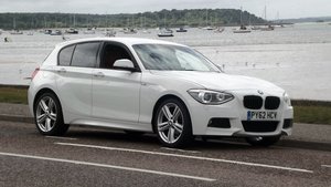 2013 BMW 118D M SPORT 5 DOOR DIESEL HATCHBACK For Sale