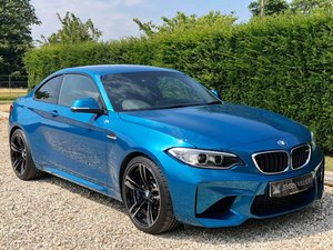 2017 BMW M2 **1 Owner, £7,000 of Options, Totally as New** SOLD