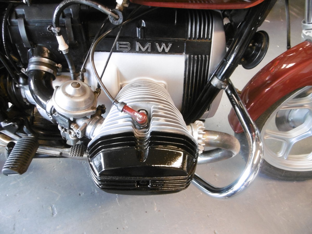 1985 BMW R80 All standard great condition  For Sale (picture 6 of 6)