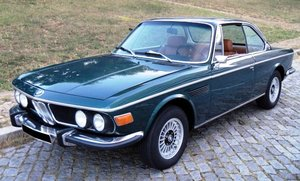 BMW 3.0 CS - 1972 For Sale
