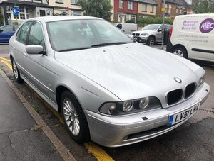 BMW 530i se auto 4 door saloon 2001 51reg