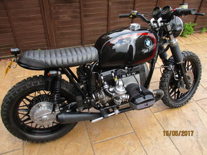 1982 Bmw R100 Scrambler For Sale