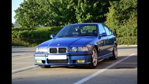 1996 BMW E36 M3 Evolution Saloon FSH For Sale
