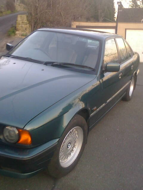 1995 BMW 525i SE Man', e34 M50 petrol For Sale (picture 2 of 6)