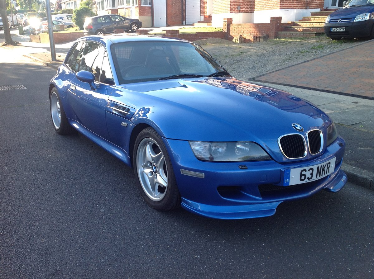 1999 BMW M COUPE  Stunning  For Sale (picture 1 of 6)