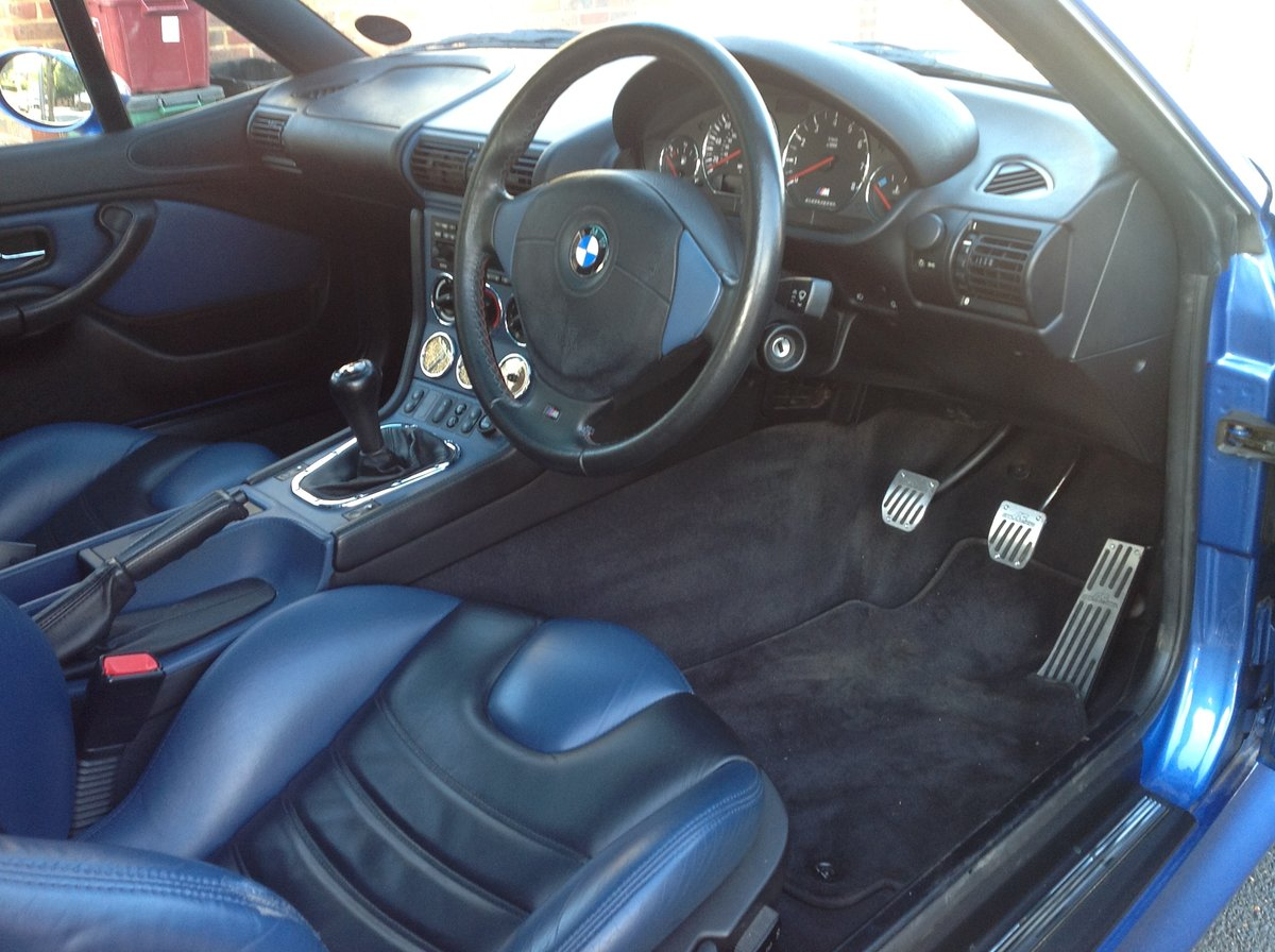 1999 BMW M COUPE  Stunning  For Sale (picture 3 of 6)