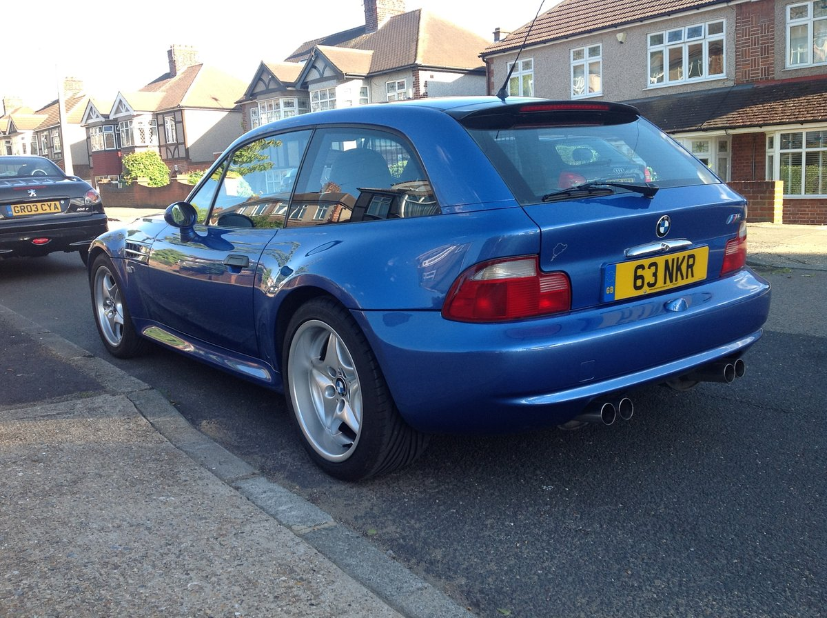 1999 BMW M COUPE  Stunning  For Sale (picture 5 of 6)
