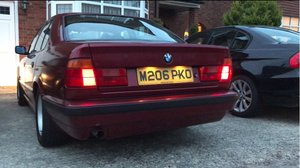 1995 BMW E34 520i 1 Previous Owner *Owned For 20 Years* For Sale