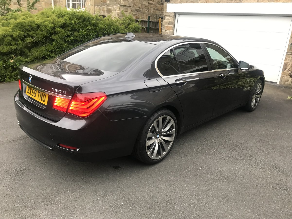 2009 *** BMW 730D *** For Sale (picture 3 of 6)