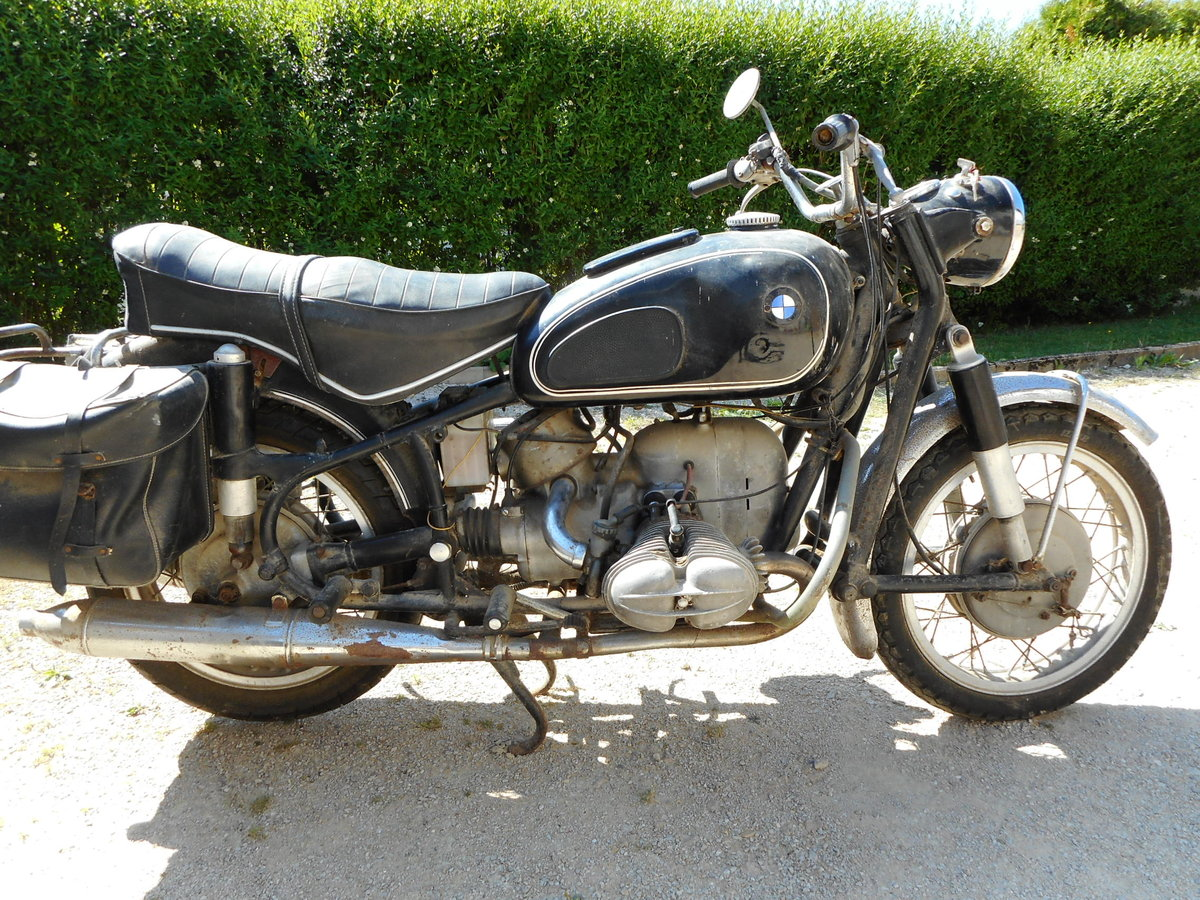 1967 BMW R69S For Sale (picture 1 of 6)