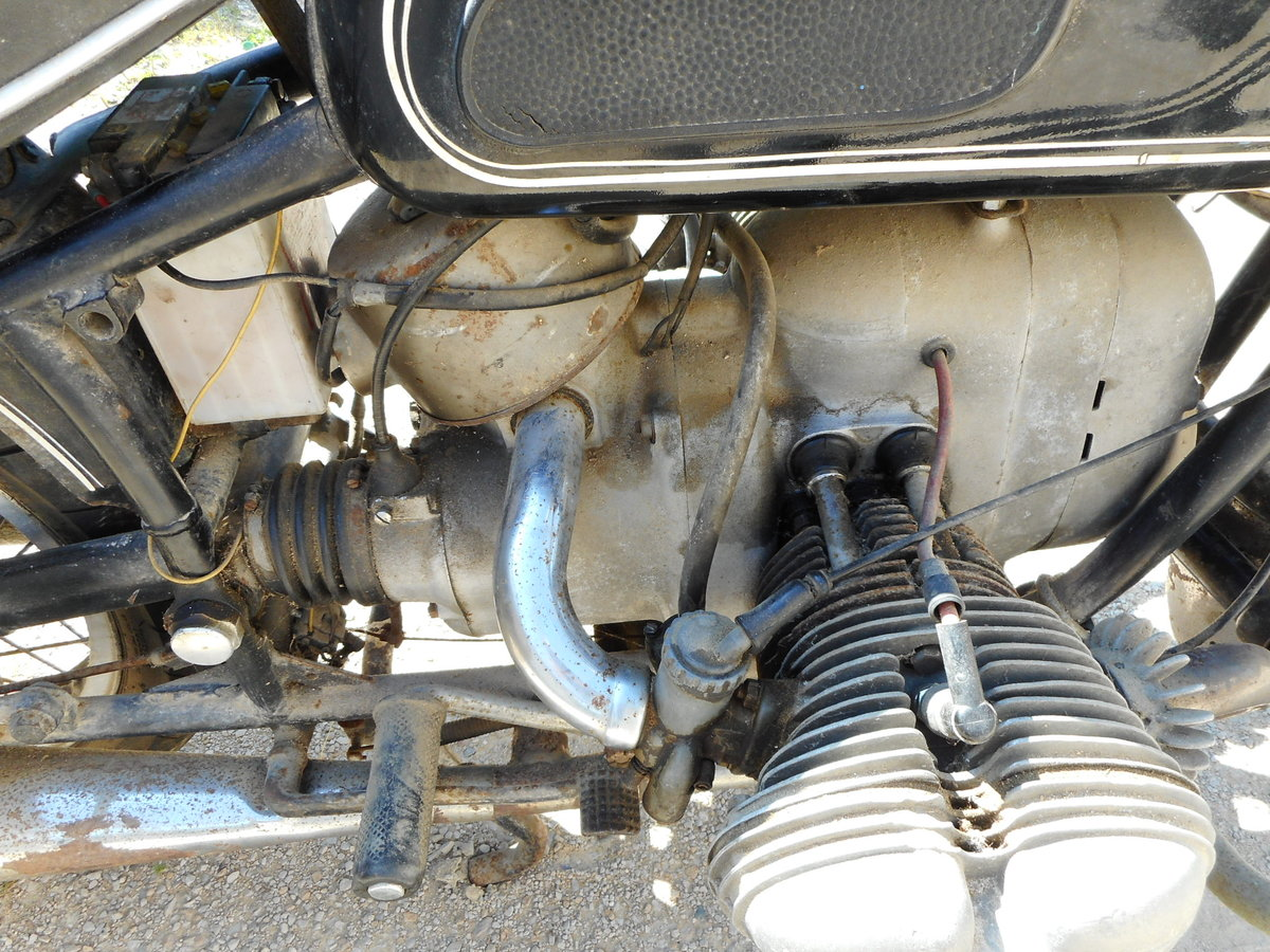 1967 BMW R69S For Sale (picture 2 of 6)