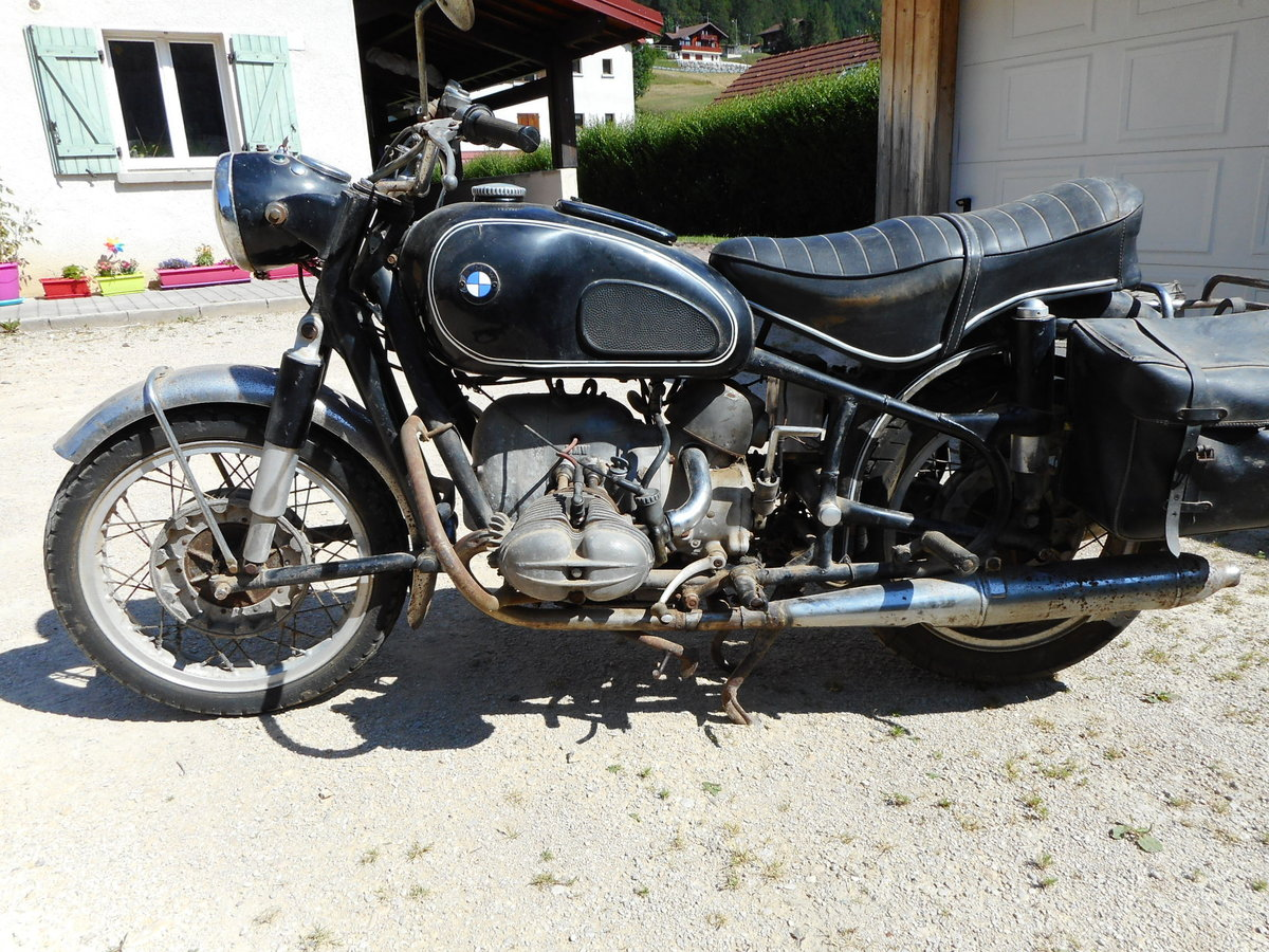 1967 BMW R69S For Sale (picture 3 of 6)