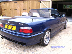 1995 BMW M3 Cabriolet classic For Sale