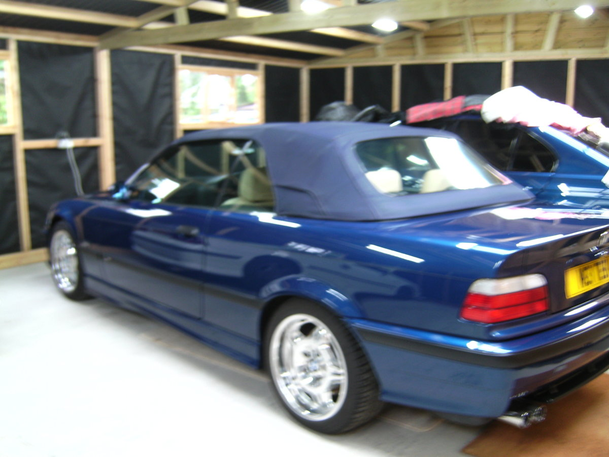1995 BMW M3 Cabriolet classic For Sale (picture 3 of 6)