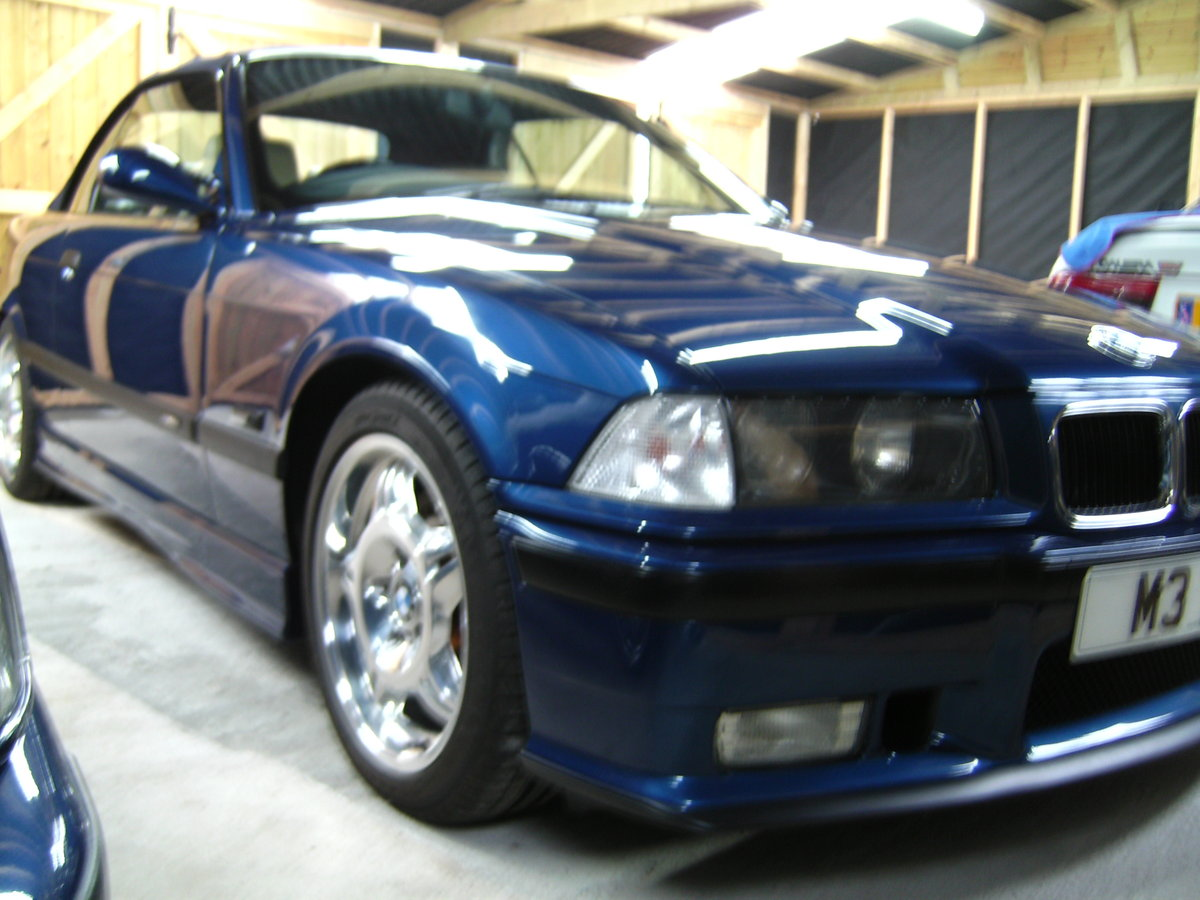 1995 BMW M3 Cabriolet classic For Sale (picture 4 of 6)