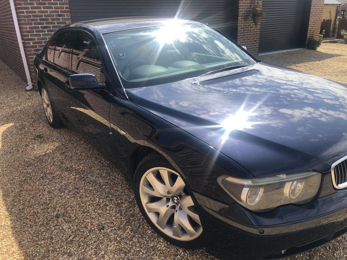 2004 Bmw 730i For Sale (picture 2 of 6)