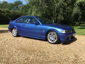 BMW 330ci Club Sport Auto 2002/02 For Sale