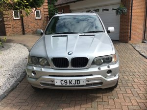 2002 BMW X5 Automatic For Sale