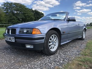 1996 BMW 320i e36 Convertible For Sale