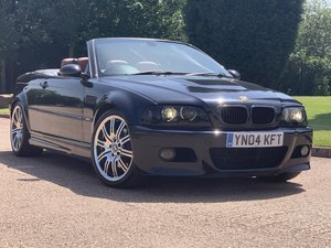2004 Bmw m3 smg convertible. For Sale