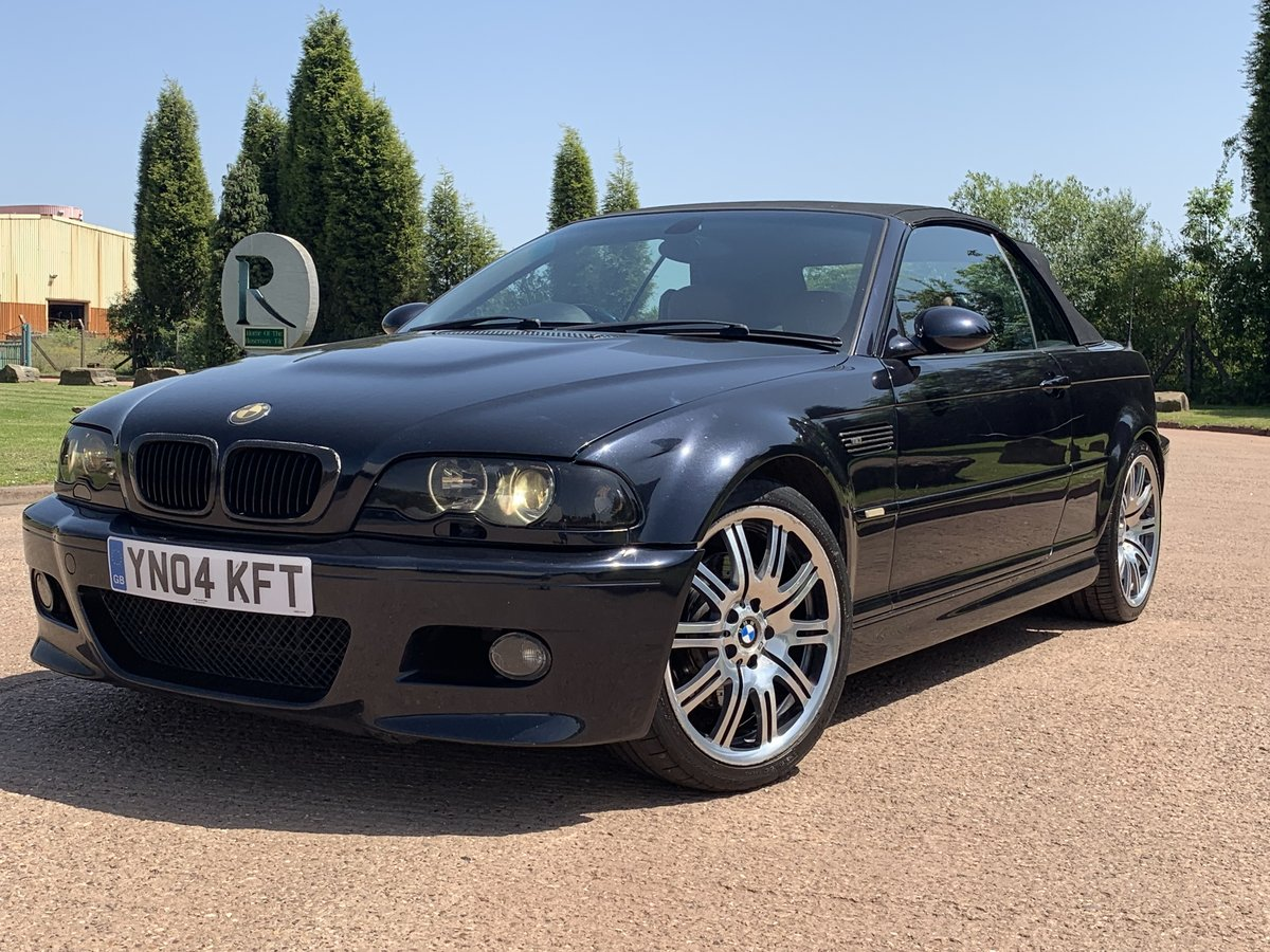 2004 Bmw m3 smg convertible. For Sale (picture 2 of 6)