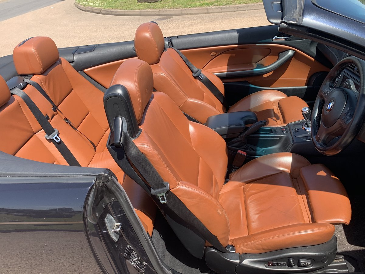 2004 Bmw m3 smg convertible. For Sale (picture 3 of 6)