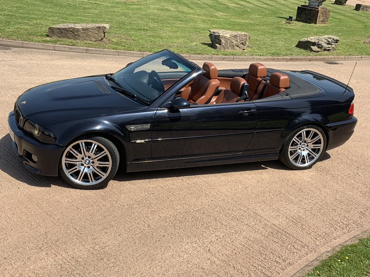 2004 Bmw m3 smg convertible. For Sale (picture 4 of 6)