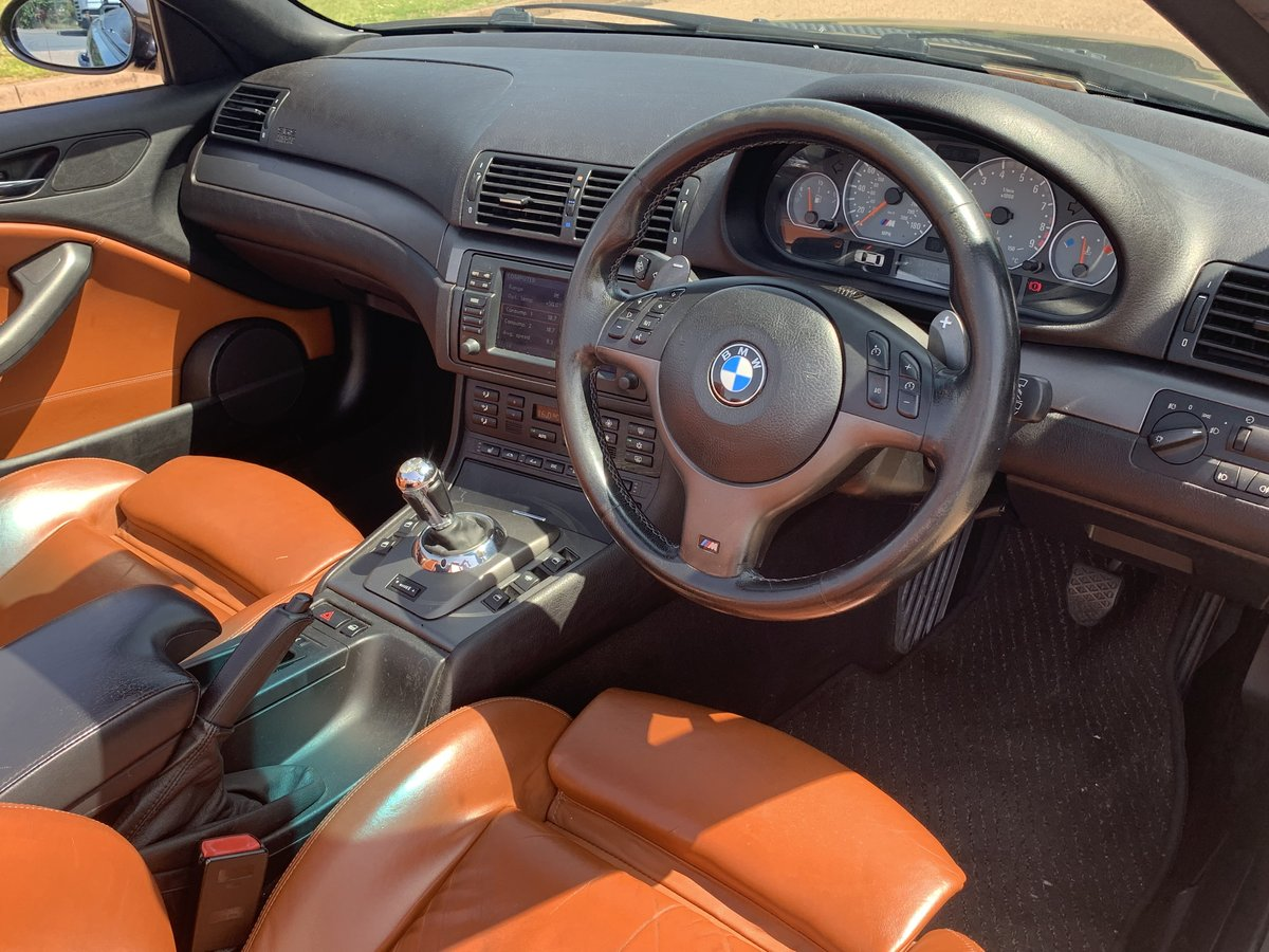 2004 Bmw m3 smg convertible. For Sale (picture 5 of 6)