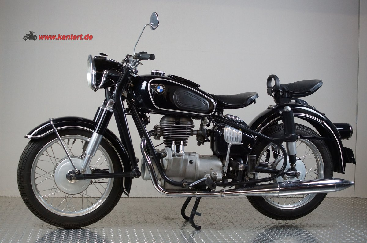 1959 BMW R 26, 245 cc, 15 hp For Sale (picture 1 of 6)