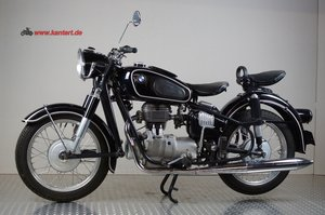 1959 BMW R 26, 245 cc, 15 hp For Sale
