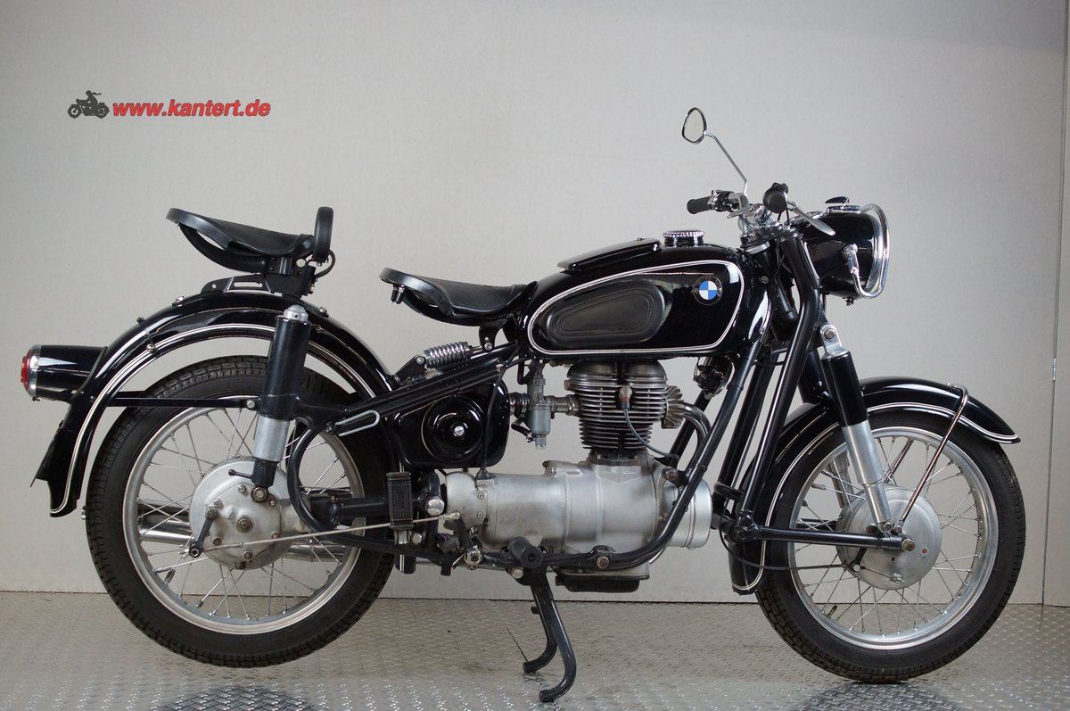 1959 BMW R 26, 245 cc, 15 hp For Sale (picture 2 of 6)