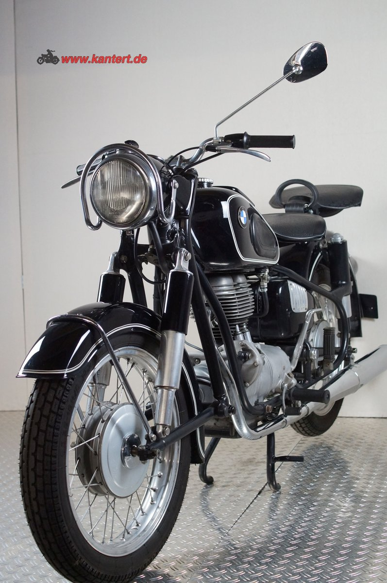 1959 BMW R 26, 245 cc, 15 hp For Sale (picture 3 of 6)