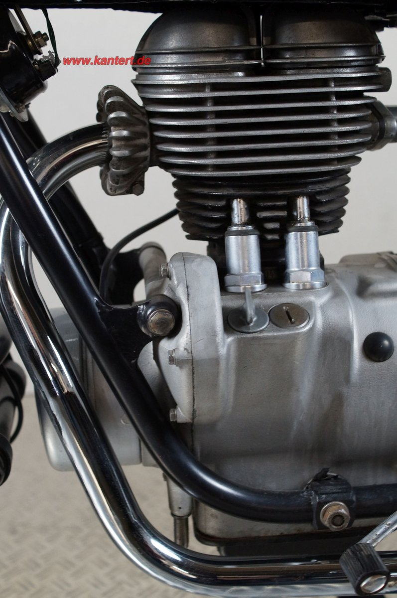 1959 BMW R 26, 245 cc, 15 hp For Sale (picture 6 of 6)