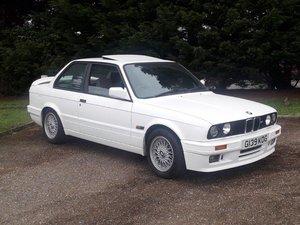 1990 BMW E30 325i Sport NO RESERVE at ACA 24th August