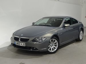 2005 BMW 630i - 3.0L For Sale