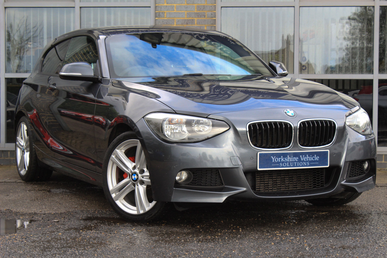 2013 BMW 1 SERIES 120D M SPORT  For Sale (picture 1 of 6)