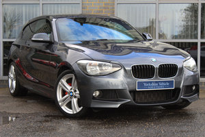 2013 BMW 1 SERIES 120D M SPORT  For Sale