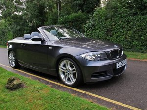 BMW 135i 2008 TWIN TURBO 306BHP MANUAL 6-SPEED - MAGNIFICENT For Sale