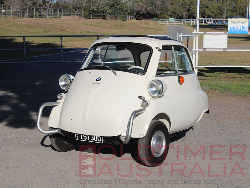 1960 BMW Isetta 300cc For Sale | Car And Classic